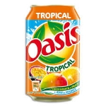 oasis tropicale 33cl